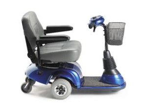 Invacare Buzz Scooter